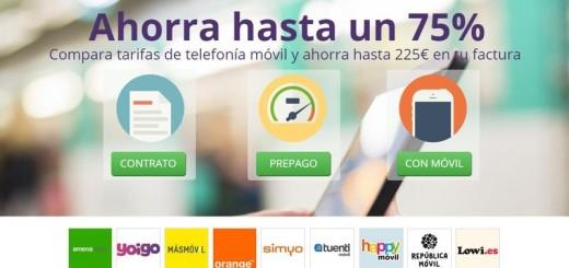 Encuentra las mejores ofertas de telefonía móvil en España con Kelisto