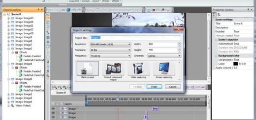 VSDC: completo editor de vídeo gratuito para Windows