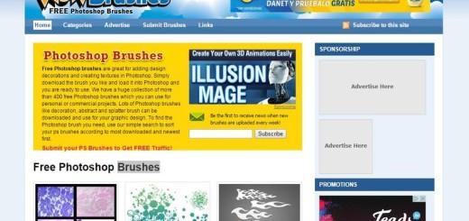 Wow Brushes: gran colección de pinceles gratis para Photoshop