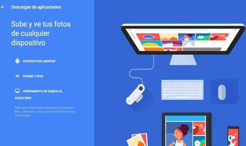 Llega Google Photos, apenas unos días para el cierre de Google+ Fotos