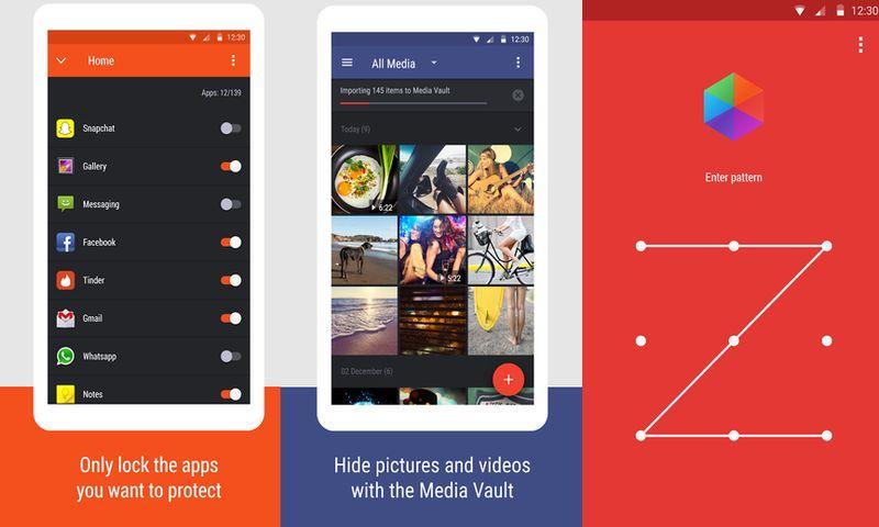 Novedades en Hexlock: app Android que ofrece total Privacidad y Seguridad