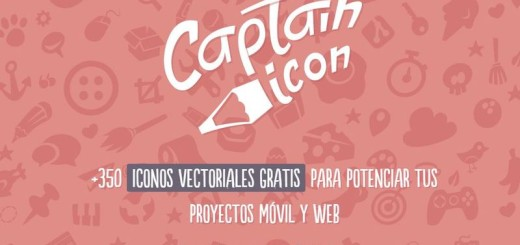 Captain Icon - iconos vectoriales