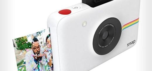 Polaroid Snap: la cámara que imprime fotos sin usar tinta