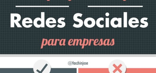 Ventajas y desventajas de las Redes Sociales para empresas (infografía)
