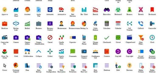 We Love SVG: casi 10 mil iconos gratuitos en formato web font