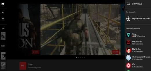YouTube Gaming: ya podemos transmitir y ver en vivo partidas de videojuegos