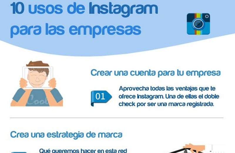 Las 10 formas de aprovechar Instagram para Empresas