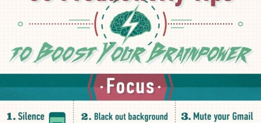 Mejora tu productividad con estos 50 consejos (infografía)