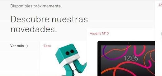 Aquaris M10: la nueva tablet de BQ llegará el próximo noviembre