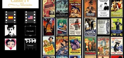 ClassicTV: app Android para ver cine mudo, películas y animaciones clásicas de dominio público