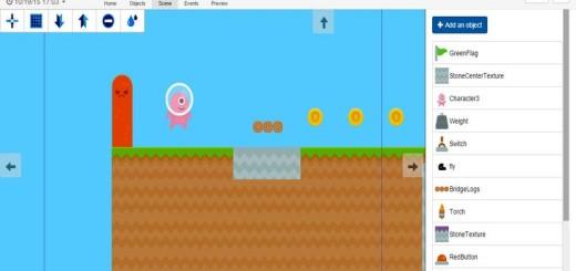 GDevApp: crea gratis y online tus juegos HTML5, Android e iOS