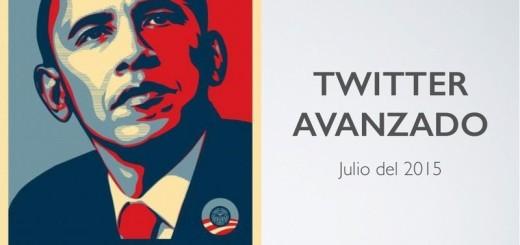Manual gratuito de Twitter avanzado