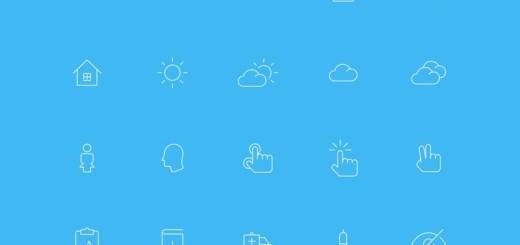 Nanoline Icons: 200 iconos vectoriales gratuitos para descargar