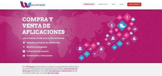 Wualapp: nace el primer mercado hispano de compra y venta de apps