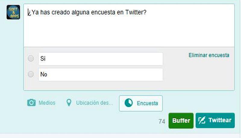 ¿Ya has probado la nueva opción para crear encuestas en Twitter?