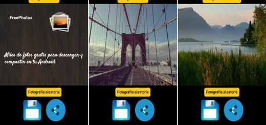 FreePhotos: descarga y comparte miles de fotos (Android)