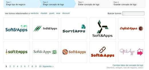 Logaster: asistente online para crear logotipos profesionales