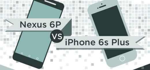 Comparativa entre Nexus 6P vs. iPhone 6S