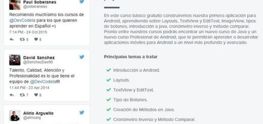 Curso básico de Android para aprender a crear apps