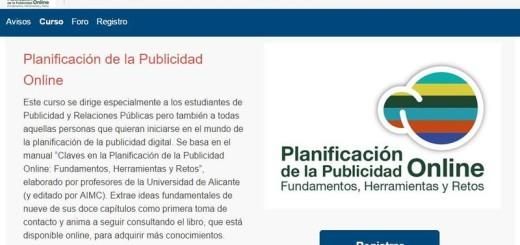 Curso online gratuito: Planificación de la Publicidad Online