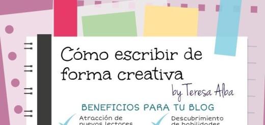 Consejos para escribir contenidos de forma creativa (infografía)