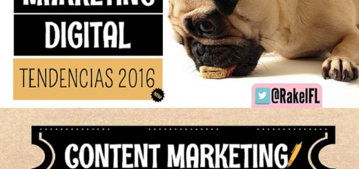 Las tendencias que marcarán el Marketing Digital en 2016 (infografía)