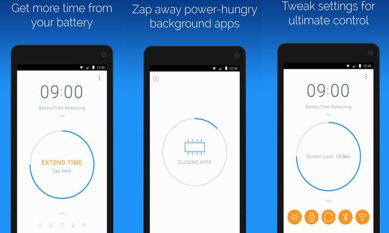 Battery Time: la solución para alargar la duración de la batería en tu Android