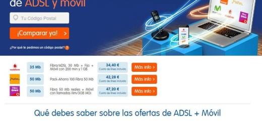 Descubre las nuevas ofertas de ADSL y Móvil para este año 2016