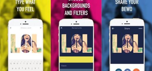 Bewo: app móvil para crear bellas fotos a partir de textos