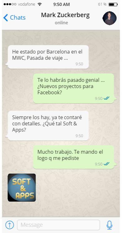 WhatsApp Fake Chat: utilidad web para crear falsas conversaciones de WhatsApp