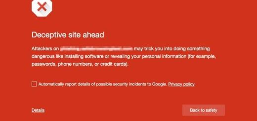 Ahora Google nos avisa sobre botones engañosos de descarga