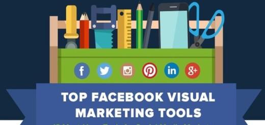 13 herramientas visuales que deben tener los Social Media Marketers (infografía)