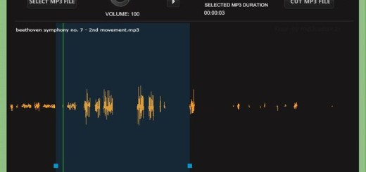 MP3 Cutter: editor gratuito y online para tus Mp3