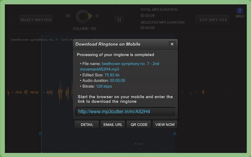 MP3 Cutter: editor gratuito y online para tus Mp3