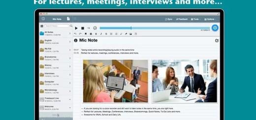 Mic Note: grabaciones de voz y notas de texto en Chrome