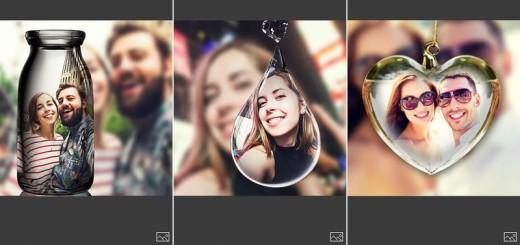 PIP Camera: bellos marcos y filtros para tus fotos (Android)