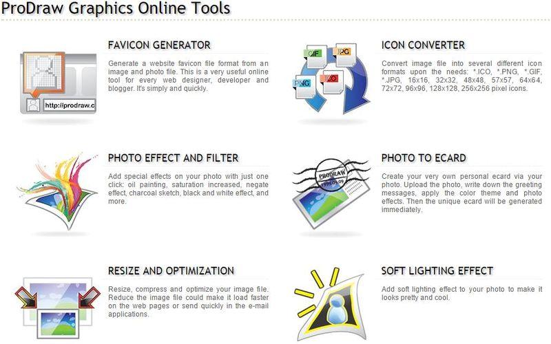 ProDraw: 11 herramientas web gratis para editar imágenes