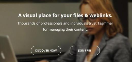 Tagmmer: híbrido entre almacenamiento online (30 Gb gratis) y curación de contenidos