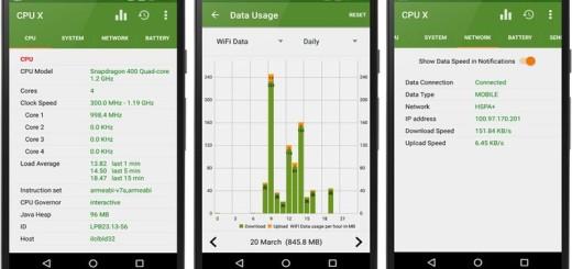 CPU X: app para análizar el hardware de tu Android