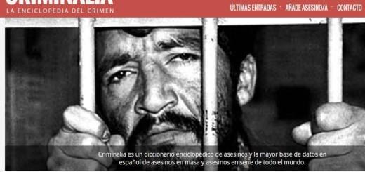Criminalia: también existe una enciclopedia online del crimen