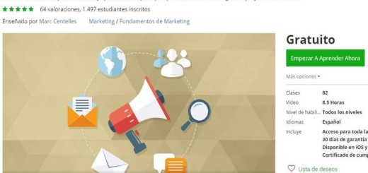 Curso de Marketing Digital para seguir online