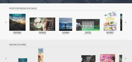 Desygner: genial utilidad web para crear todo tipo de imágenes