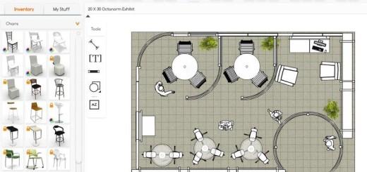 Floor Planner: crea online tus planos de planta fácilmente