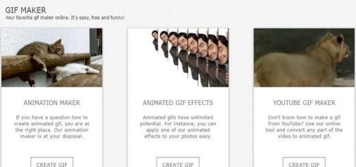 FreeGifMaker: 4 utilidades web para crear y editar GIF animados