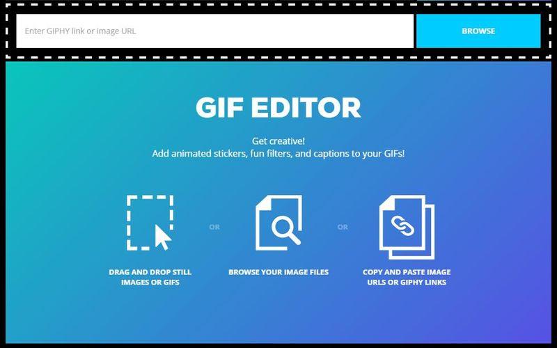 GIF Editor: nueva herramienta de Giphy para editar GIFs