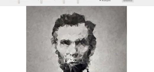 Image Triangulation: utilidad web que genera imágenes con triángulos