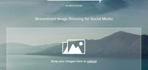 Landscape - optimizar imágenes para Redes Sociales
