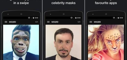 MSQRD: la app para cambiar rostros en fotos y vídeos llega a Android