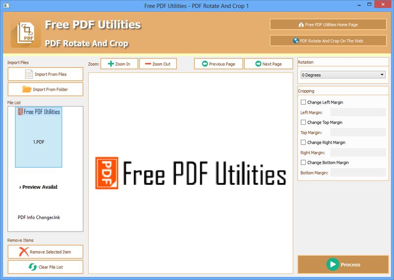 PDF Rotate and Crop PDF Rotate and Crop: software gratis para cortar y rotar PDF