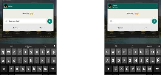 Ya es posible Responder mensajes de WhatsApp desde las notificaciones en Android